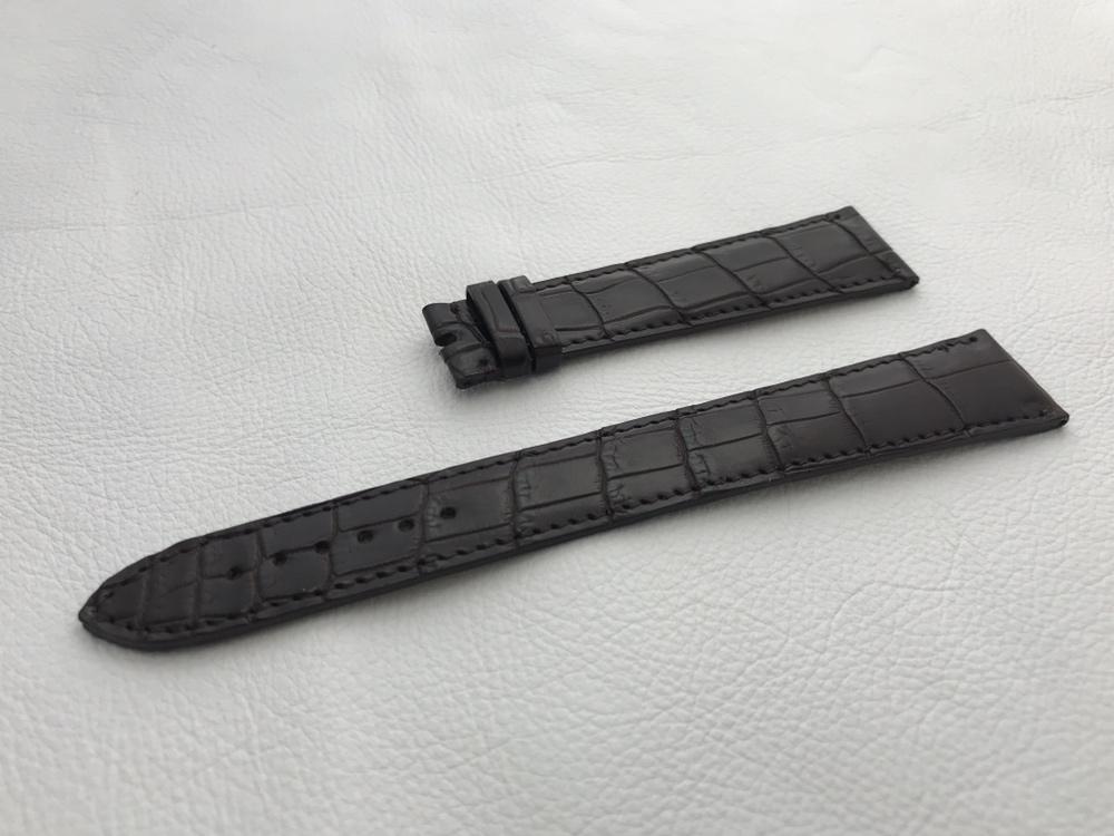 premium selection 964d9 41e07 ブルガリ(BVLGARI )用製作時計ベルト 23.5-18mm 94 ...